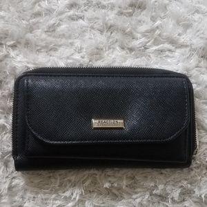 Zip Around Clutch Wallet
